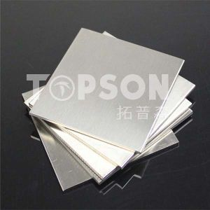 201 Stainless Steel Sheet Metal Laser Cut to Size pictures & photos