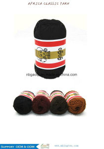 Acrylic Knitting Yarn for Africa Market pictures & photos