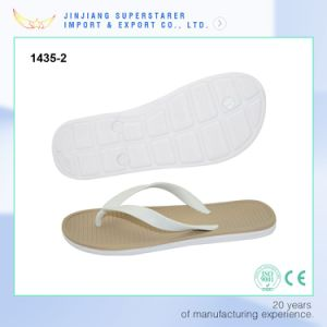 EVA Simple Light Flip Flops with Unsex Size pictures & photos