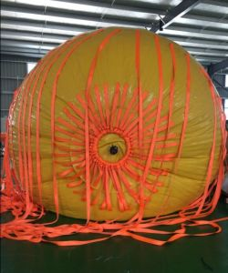45ton Proof Load Testing Water Bag for Life Boat pictures & photos