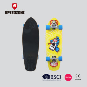 Easy Turning Professional Cruiser Board Top Skateboard pictures & photos