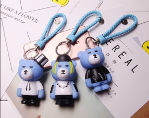 Promotional Gift Cartoon Style Customized Resin Key Chain pictures & photos