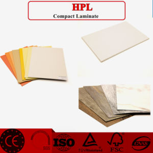 HPL High Pressure Laminate Sheets in Stock Manufacturer pictures & photos