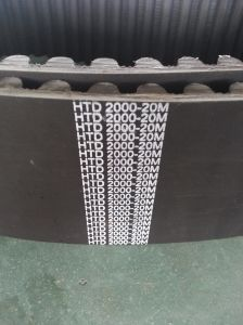 Ningbo Industrial Rubber Timing Belt pictures & photos