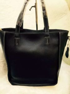 China Wholesale Leather Handbag / Lady′s Tote Handbag Ma1658