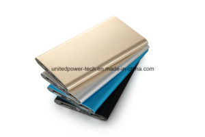 4000mAh Mobile Power Supply Polymer Battery Dual USB Power Bank pictures & photos