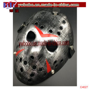 Jason Masks Halloween Carnival Props Hoods Cosplay Costumes (C4027) pictures & photos