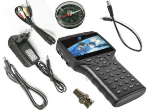 Satellite Signal Finder Meter with HD Video pictures & photos