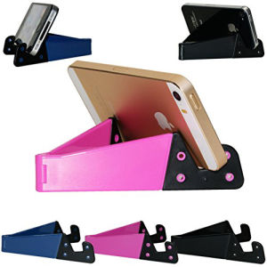 Folding Plastic Mini Phone Stand pictures & photos