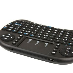 Hot Selling I8 Wireless Air Mouse 2.4GHz Mini Keyboard with Touchpad pictures & photos
