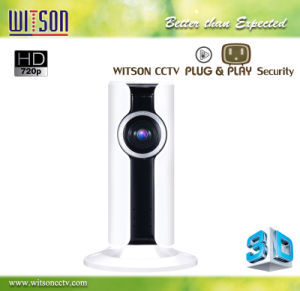 720p CCTV HD Panornamic 3D Vr Home Security Wireless WiFi Smart IP Network Camera pictures & photos