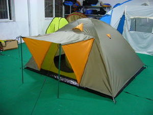 Doutble-Skin Camping for 2-3 Person pictures & photos