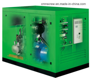 Variable Frequency Oil Free Screw Air Compressor of Water Lubrication pictures & photos