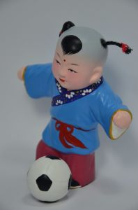 Traditional Chinese Culture Clay pictures & photos