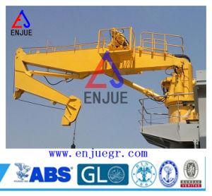 Marine Deck Pedestal Crane Ship Deck Cranes Offshore Pedestal Crane pictures & photos