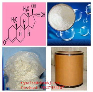 High Quality and Moderate Price Ethisterone 434-03-7