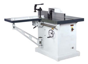 Spindle Shaper with Sliding Table Saw pictures & photos