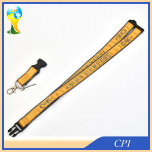20 mm Sublimation Satin Lanyard for Custom pictures & photos