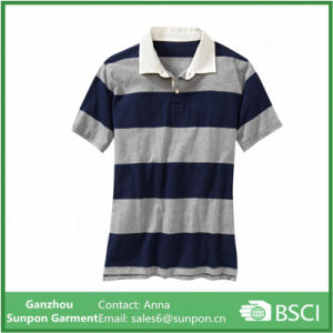Best Striped Polo Shirts Manufacturers pictures & photos