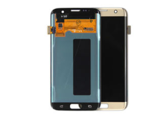LCD Display Touch Screen Digitizer for Samsung Galaxy S7 Edge Mobile Phone LCD Screen pictures & photos