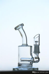 Glass Percolator Bubbler Water Pipes Glass Smoking Pipe pictures & photos