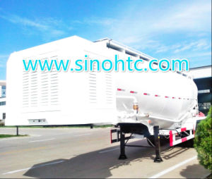 Chinese Brand New Cement Powder Semi Trailer pictures & photos