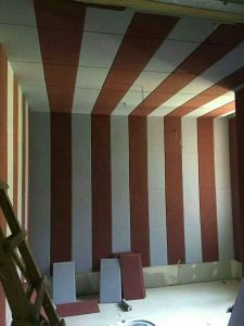 Decorative Ceiling Acoustic Wall Panel, Building Material pictures & photos