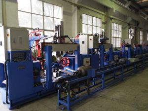 LPG Cylinde Welding Machine Production Line pictures & photos