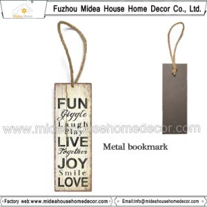 Customer Buy Metal Bookmarks Factory pictures & photos