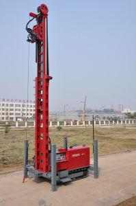 RC4 American Hydraulic System Water Well Drill Machine pictures & photos