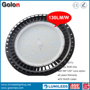 China Manufacturer Meanwell Philips SMD LED Highbay Lamp 130lm/W 150W LED High Bay Light pictures & photos