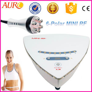 Six Polar RF Multipolar RF Beauty Machine pictures & photos