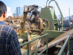 Q91Y-1250 Heavy Duty Scrap Metal Shear pictures & photos