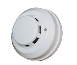 Wired Conventional Photoelectric Smoke Alarm / Optical Smoke Detector pictures & photos