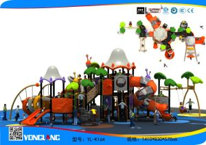 Special Design Plastic Children Indoor/Outdoor Playground (YL-K164) pictures & photos