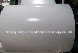 Prepainted Gi Steel Coil/PPGI/PPGL Color Coated Galvanized Steel Sheet in Coil pictures & photos