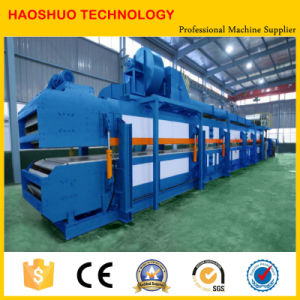Continuous PU Sandwich Panel Production Line pictures & photos