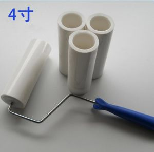 Blue Sticky Roller Disposable Tacky Roller for Dust Cleaning pictures & photos