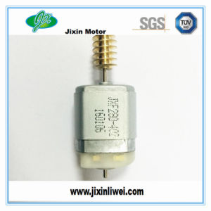 F280-402 DC Motor for Gamen Car Electrical Endless Worm Motor for Car Remote Key pictures & photos