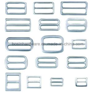 Metal Adjustable Slide Buckle for Strap Belt pictures & photos