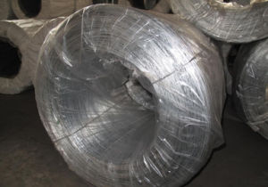 ASTM B 498 Class B Coating ACSR Steel Wire pictures & photos