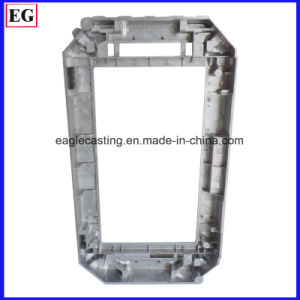 Customized LED Lampstand Aluminum Alloy Diecasting Manufacturer pictures & photos
