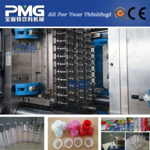 Plastic Preform and Caps Molding Machine with Reasonable Price pictures & photos