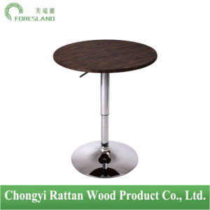 PE Rattan Weaving Bar Table PT-07 pictures & photos