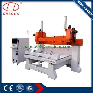 Multi Heads CNC Router Wood Carving Machine pictures & photos