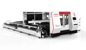 Jewellry Sheet Metal Fiber Laser Cutting Machine GS-3015ce pictures & photos