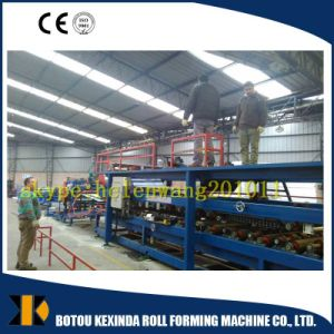 Sandwich Panel Rolling Forming Machinery pictures & photos