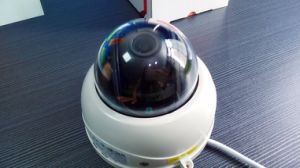 Vandalproof Vari-Focal Lens of Dome Camera pictures & photos