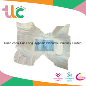 2017 Diaper Distributor Baby Care Disposable Nappies with Magic Tapes pictures & photos