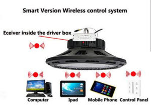Computer/iPad/iPhone Smart Control 100W UFO LED High Bay Light pictures & photos